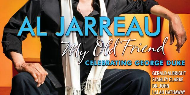 Cd-recensie: Al Jarreau - My Old Friend: Celebrating George Duke