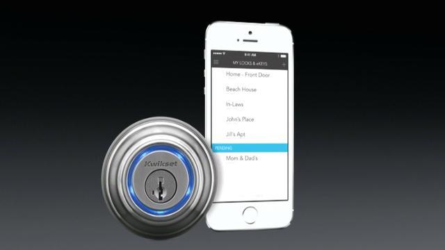 Eerste Homekit-apparaten niet vertraagd volgens Apple