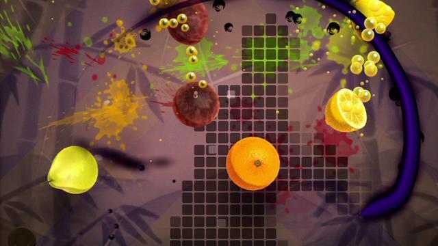 Spel Fruit Ninja wordt familiefilm
