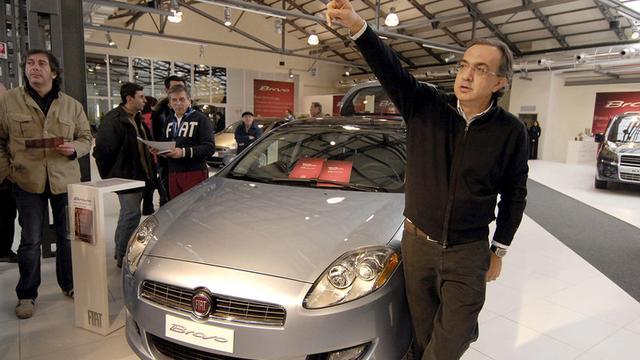 Fiat vreest voor sluiting fabrieken