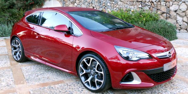 Nieuwe motorenfamilies Opel