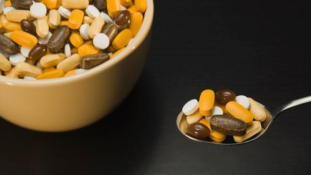 'Vitaminepillen bevatten vaak te hoge doses B6'