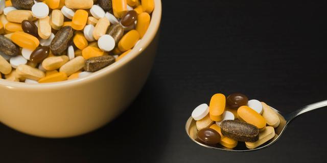 'Vitamine D vermindert menstruatiepijn'