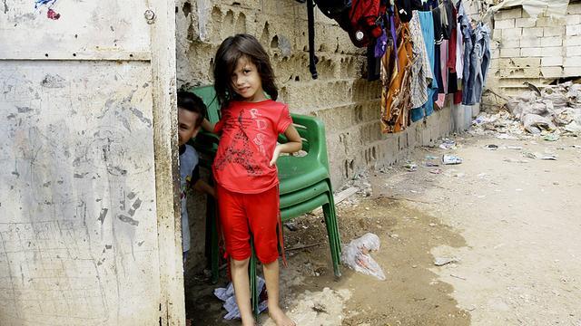 'Honderden miljoenen kinderen leven in sloppenwijk'