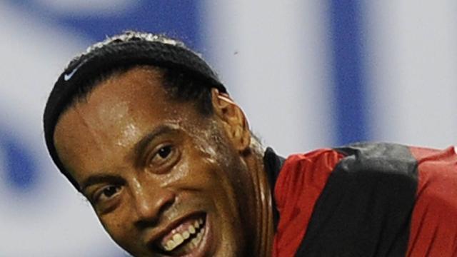 Ronaldinho wil naar Olympische Spelen in Londen