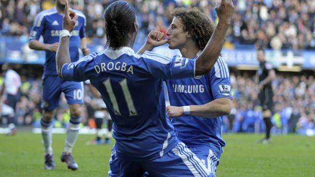 Chelsea pakt volle buit tegen Bolton