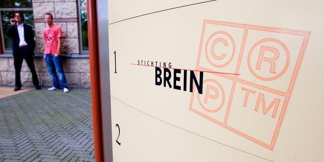'Meldingen Rijksuniversiteit Groningen niet van Brein'