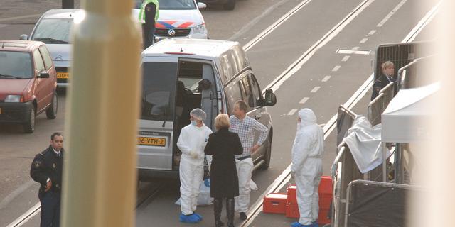 Vrouw dood door geweld in Den Haag
