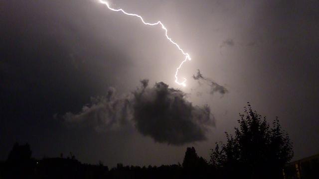 Bliksem is een van de gevaarlijkste weersverschijnselen