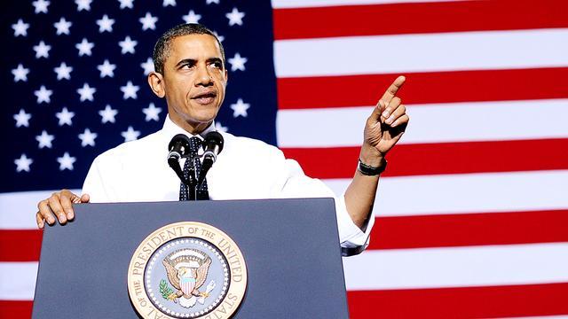 Obama ziet zichzelf niet meer als underdog