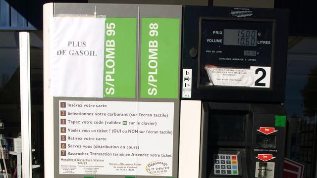 Frankrijk wil af van diesels