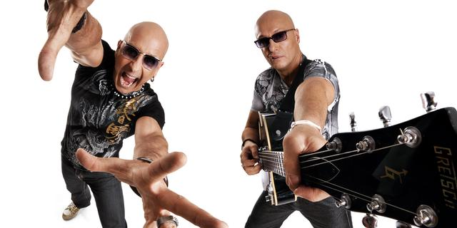 Right Said Fred was pissig op Bryan Adams