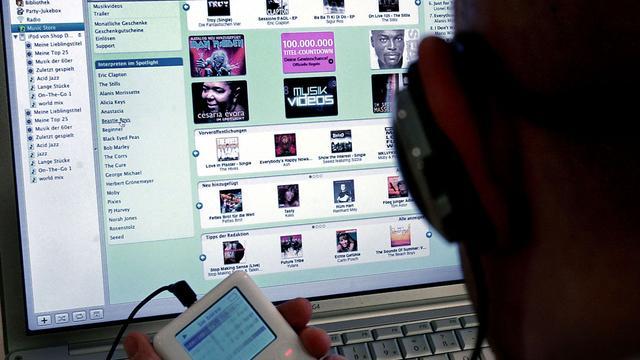 Online verkoop redt entertainmentindustrie niet