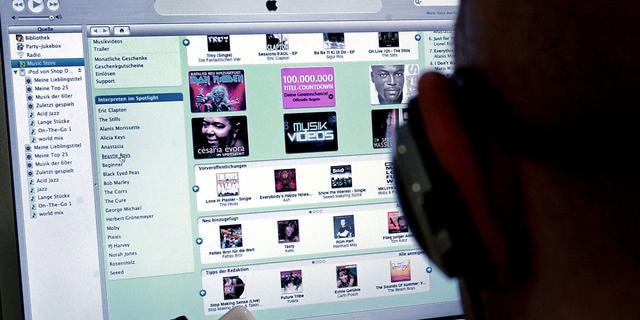 'iTunes wordt schoongeveegd bij introductie streamingdienst Apple'