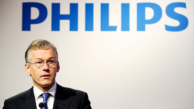 Topman Philips loopt klein miljoen mis