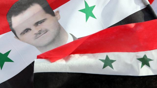 Aanhang Assad belaagt hotel Vrienden Syrië