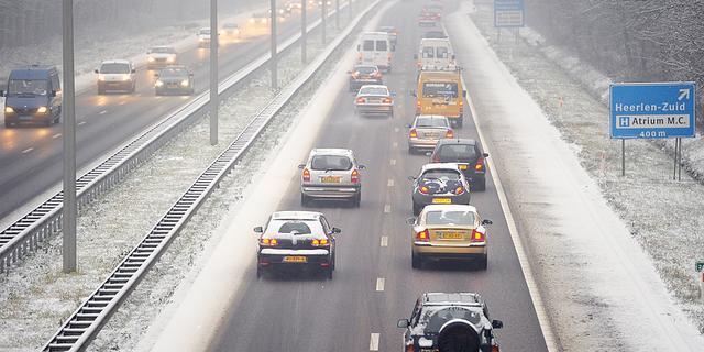 Drukte op wegen richting wintersport verwacht