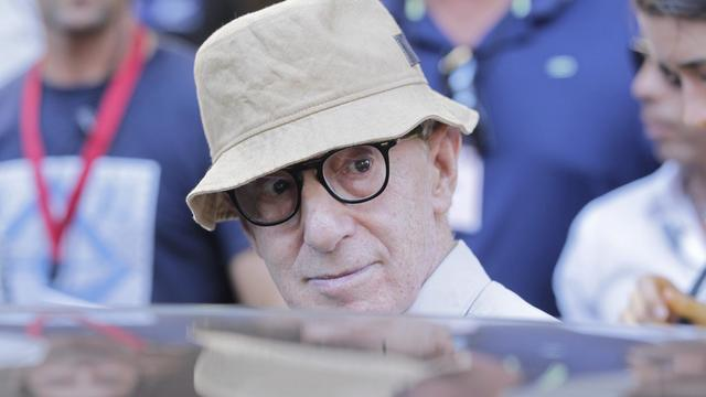 Woody Allen maakt Broadway-musical