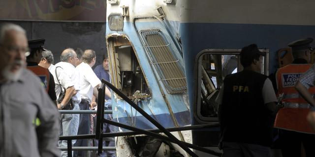 Zeker 49 doden bij treinongeluk Argentinië