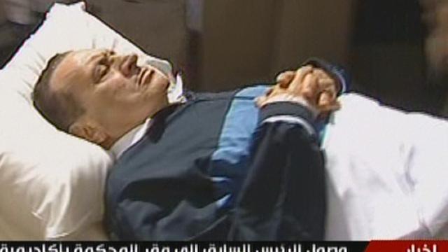 Geen nieuwe rechter in proces-Mubarak