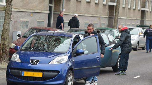 Aanrijding Jokertje in Den Haag