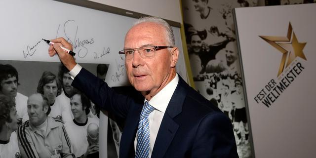 Beckenbauer: 'Gouden toekomst voor deze Duitse ploeg'