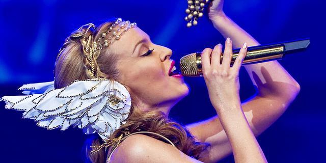 Kylie Minogue krijgt miljoen pond voor The Voice