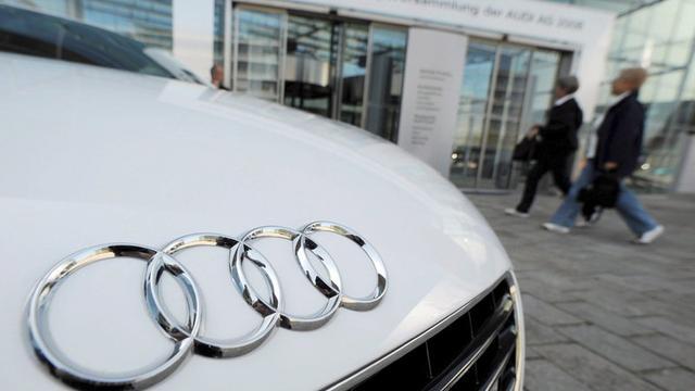 Chinezen helpen Audi aan recordjaar