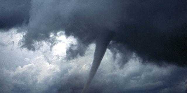 Doden en schade door 22 tornado's in VS