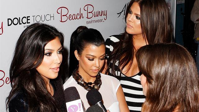 Kardashian-zussen komen met haarproductenlijn