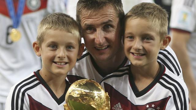 Klose zet na wereldtitel punt achter interlandloopbaan