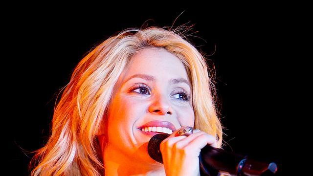 Britney Spears en Shakira samen studio in