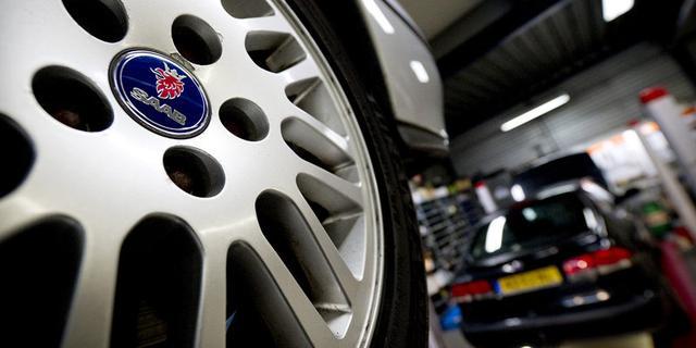 'Vijf bedrijven geïnteresseerd in Saab'