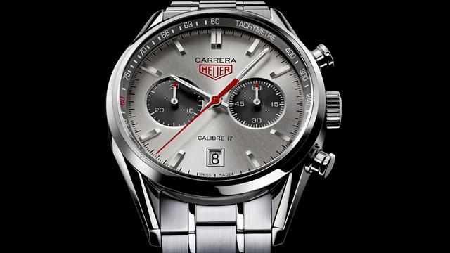TAG Heuer lanceert gelimiteerd horloge