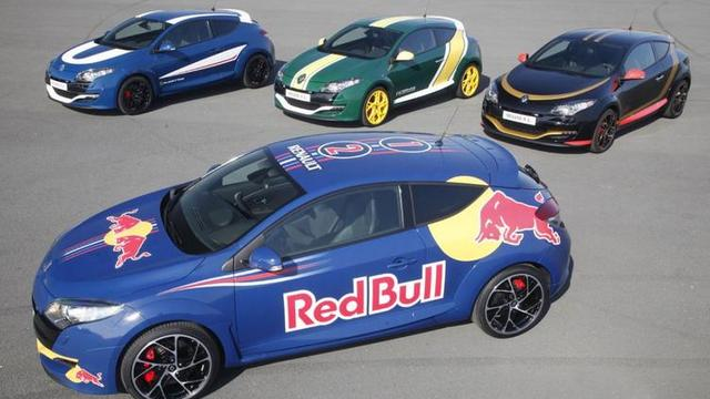 Mégane RS met F1-ambities