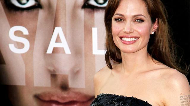 Angelina Jolie wijst script Salt 2 af