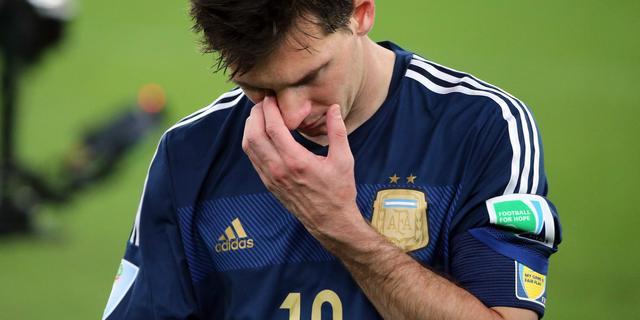 Messi: 'Gouden Bal vind ik helemaal niet belangrijk'