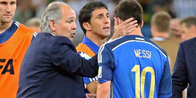 Argentijnse bondscoach vindt Gouden Bal voor Messi terecht
