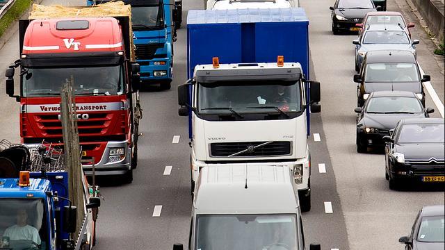 Omzet transportsector groeit met 4,8 procent in derde kwartaal