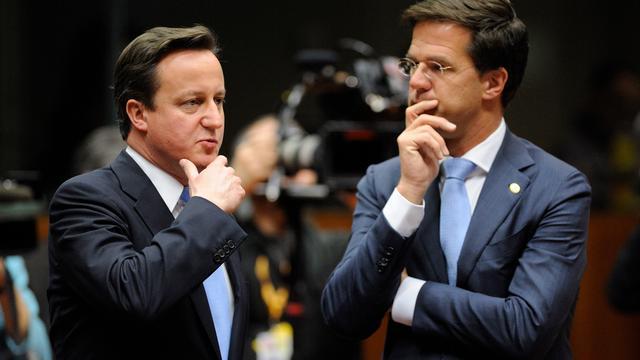 Rutte wil ontsnappingsclausule europact houden