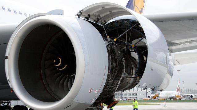 Grote order voor vliegtuigmotoren Rolls-Royce