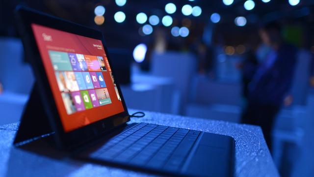Windows 8 en 8.1 voor het eerst groter dan Windows XP