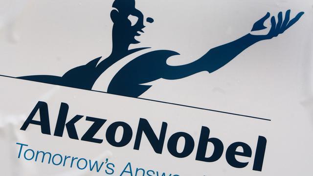 Kwart minder winst voor Akzonobel in 2014