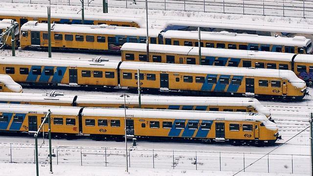 Vakbond wil parlementair onderzoek naar spoor