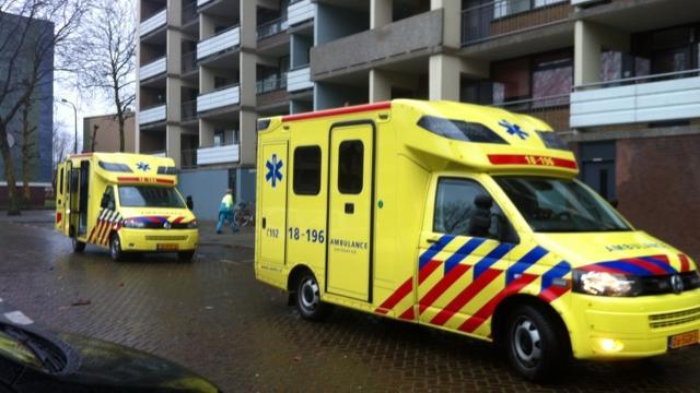 Gewonde bij explosie in Maastricht