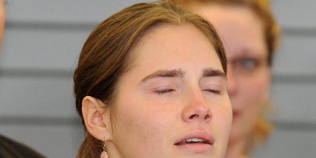 OM in beroep tegen vrijspraak Amanda Knox