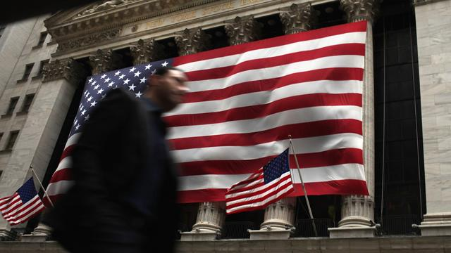 Wall Street in het rood op Black Friday