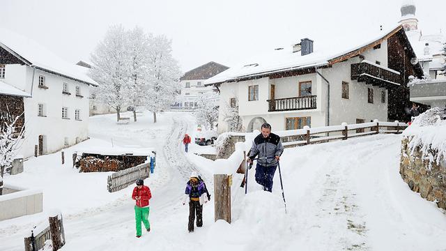 Wintersportvakantie vooral populair onder veelverdieners