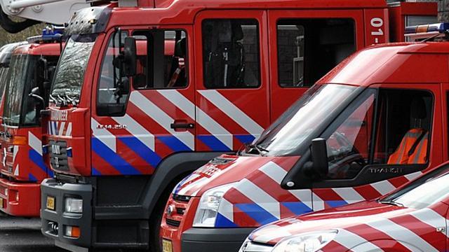 Oorzaak verwoestende brand bij groothandel Enschede nog onduidelijk