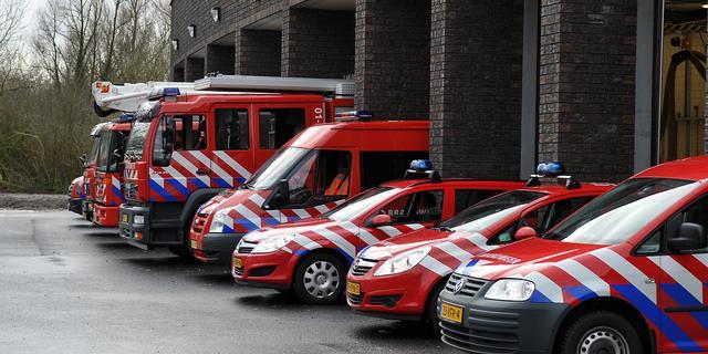 Auto uitgebrand in Hoograven